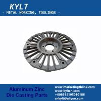 China CUSTOMIZED ALUMINUM ALLOY DIE CASTING FOR MACHINERY PARTS on sale