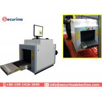 China Handbag Scanning X Ray Baggage Scanner 80KV For Hotel / Church Security Inspection on sale