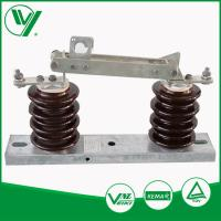 Buy cheap 10KV 1.6KA Medium Voltage Disconnect Switch Elelctronic Isolator GW9-15 from wholesalers