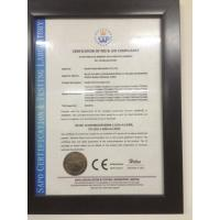 Ruian hengbang Machinery Co., Ltd. Certifications
