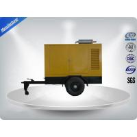 Quality Movable Three Phase Trailer Mounted Generator Silent Type 200-500Kw 600Kva wholesale