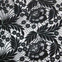 Quality Water-solubility Lace Fabric, Available in Various Designs wholesale