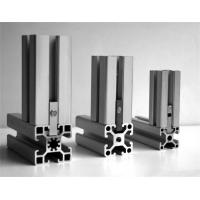 Quality Non - Magnetic Aluminum Alloy Extrusion Profiles Silver Color With OEM Services wholesale