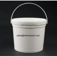 China Gallon Plastic Barrel with handle for Architecture on sale