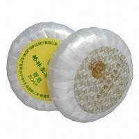 Quality Pleat Wrapped Soap for Hotel Guests, Easy to Peel Packaging wholesale