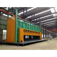 Zinc Smoke Collection Treatment System For L Type / Ring Rail Production Line