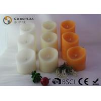 Quality Various Color Flameless Led Candles With Paraffin Wax Material wholesale