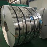 Customized Length Aluminium Diamond Plate With Ribs For Boat Superstructure