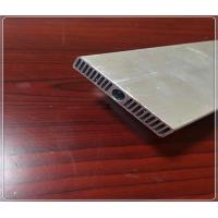 Quality Industry Structural Aluminum Extrusions Heat Sink Parts 56mm X 9mm X 1mm wholesale