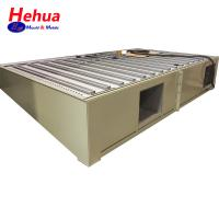 Quality Metal Sheet Structural Aluminium Steel Parts , Laser Cutting Components Square Tube wholesale