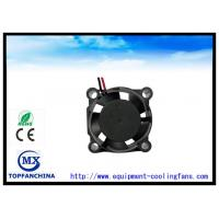 Quality High Temperature Dc Brushless Fan 12v , Small Electronic Cooling Fans 25mm X 25mm X 10mm wholesale