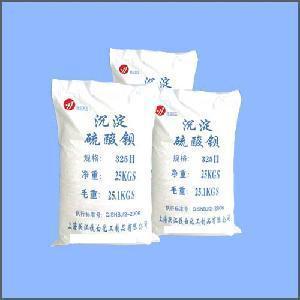 Quality Precipitated Barium Sulfate Powder 1250 wholesale