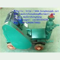 China YSH-3 Single cylinder piston grouting pump,injection pump, grouting pump on sale