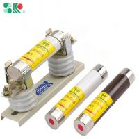 China High Voltage Current Limiting Fuses for Motor Protection on sale