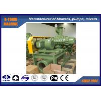 Quality DN300 Large Roots Blower Vacuum Pump 6000m3/h Air Cooling type wholesale