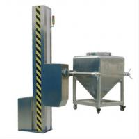 Quality Stainless Steel Pharmaceutical Mixing Equipment Bin Lifter For Post Bin Blender HTD Series wholesale