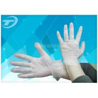 Quality Examination Medical Disposable Gloves Powder Free Clear Vinyl Gloves wholesale