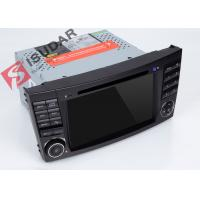 Cheap Mirrorlink Mercedes Benz Clk W209 Dvd Gps Player , Android Based Car Stereo With USB for sale