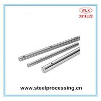 China hard chrome plated piston rod for hydraulic cylinder on sale
