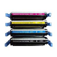 Quality Replacement HP 644A Q6460A Q6461A Q6462A Q6463A Colour Toner Cartridges wholesale