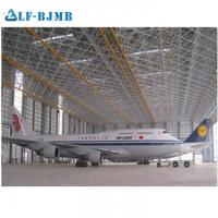 Quality Steel Space Frame Metal Roofing Structure Steel Hangar Mobile Aircraft Hangar Shed for Sale  wholesale