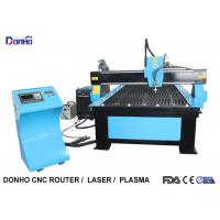 Quality Fire Head CNC Plasma Cutting Machine Heavy Duty Body For Thickness Metal Cut wholesale