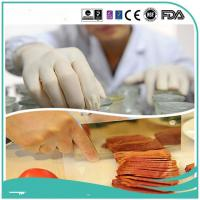 Quality Food Grade Disposable Vinyl Exam Gloves for Foodindustry 4.0g,4.5g,5.0g wholesale