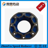 Quality Manual Ceramic Worm Gear Gearbox , Shaft Mounted Gearbox Speed Reducer wholesale
