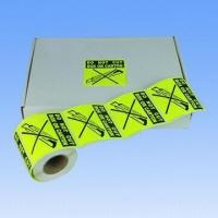 Quality Adhesive Fluorescent Label, Used as Warnings of Shipping/Daily Life and Evident Instruction wholesale
