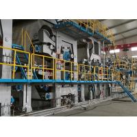 China Jumbo A4 Paper Paper Roll Making Machine , High Capacity Pulp Mill Machinery for sale