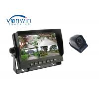 China 360 degree 4CH security monitoring DVR system with 7 inch screen on sale
