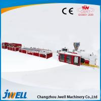 China Jwell professional equipment for the production of board/masterbatch/plastic machinery on sale