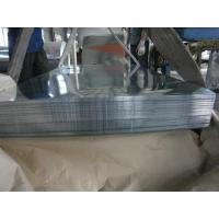 Quality Hot Dipped Galvanized Steel Sheet / Sheets , Big Spangle For Outer Walls wholesale