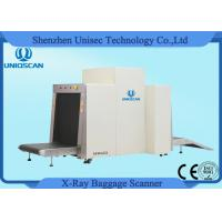 Quality Big Size X-ray Scanner Dual View X-ray Systems For Inspecting Baggage / Cargo wholesale