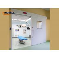 Quality Exterior Sliding Doors Soundproof Window Hospital Airtight Operating Room wholesale