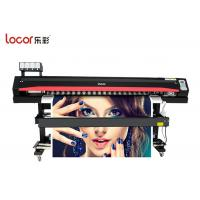 Quality Three Parts Heating Sublimation Printing Machine With Double 5113 Printheads wholesale