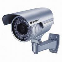 China Waterproof IR CCD Camera with 700TVL Horizontal Resolution, Measuring 60 x 55 x 160mm on sale