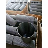 Quality Stainless Steel 304 Dutch Weave Wire Mesh Braided Sleeves,12x64 mesh with 1mm Thickness wholesale