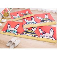 China Eco friendly Tear Resistant Safe Cartoon Character Rugs For Children on sale