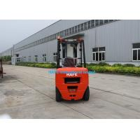Full Free Lifting Diesel Forklift Truck 3.5T Internal Combustion Balance Weight