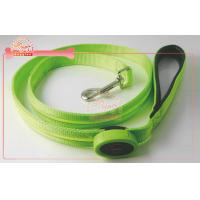 Quality Lightweight Reflective Strip Led Lighted Dog Leash For Pet Lighting Night Safety wholesale
