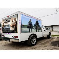 Quality P16mm Mobile Truck LED Display For For Outdoor Events Static Constant Current Driving wholesale