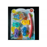 Quality Kids Magnetic Fishing Game Set With Adorable Sea Horses And Fishing Rod wholesale