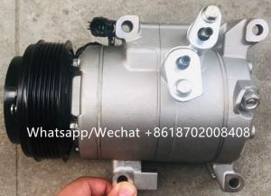 China OEM F500-RNBAA-01 682-59113 6PK 114MM RS15 Auto AC Compressors For MAZDA 3 on sale
