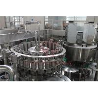 Quality Turn Key Project Plastic Bottle Filling Machine Conmplete Beverage Packing Line wholesale