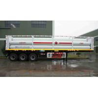 Buy cheap dot trailers for gas transportation from wholesalers