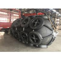 China Protects Long Ship With Pneumatic Boat Fender / Marine Rubber Fender on sale