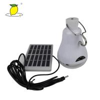 China 2.4 Watt E27 Rechargeable LED Camping Lights With Remote Control on sale
