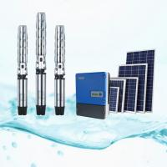 Quality Waterproof 18.5kW Solar Pump Irrigation System With Solar Pump VFD IP65 wholesale