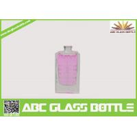 Quality Hotsale 30ml Clear Glass Essential Balm bottle with plastic screw cap wholesale